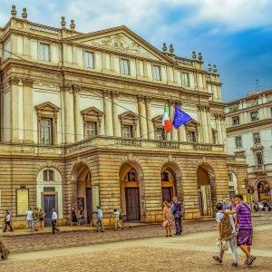 Teatro alla Scalla di Milano
